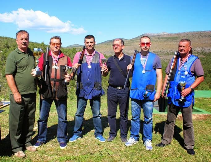 Liga Hercegovine u lovnom streljaštvu – Disciplina trap (1)