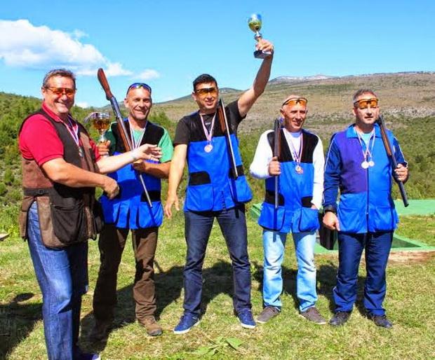 Liga Hercegovine u lovnom streljaštvu – Disciplina trap (2)