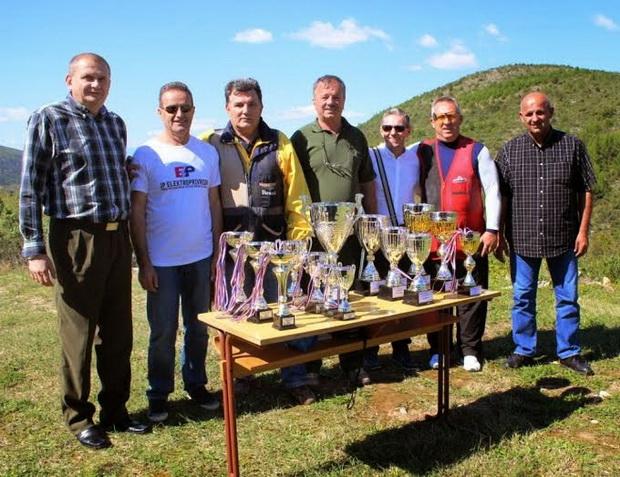 Liga Hercegovine u lovnom streljaštvu – Disciplina trap (7)