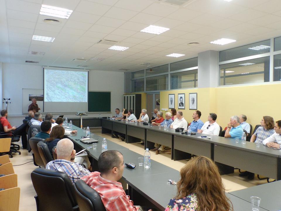 Prezentacija Idejnog projekta i Studije utjecaja na okolis 1