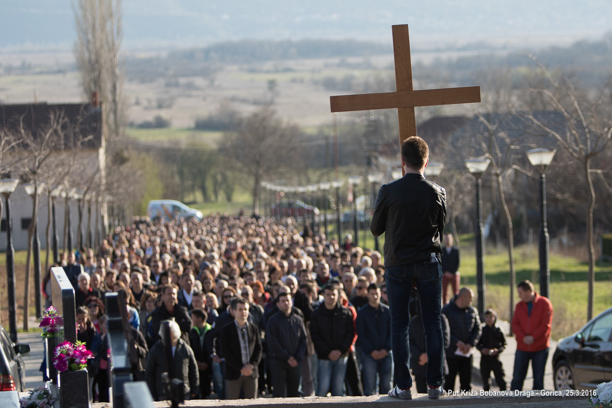 Put križa 2016.