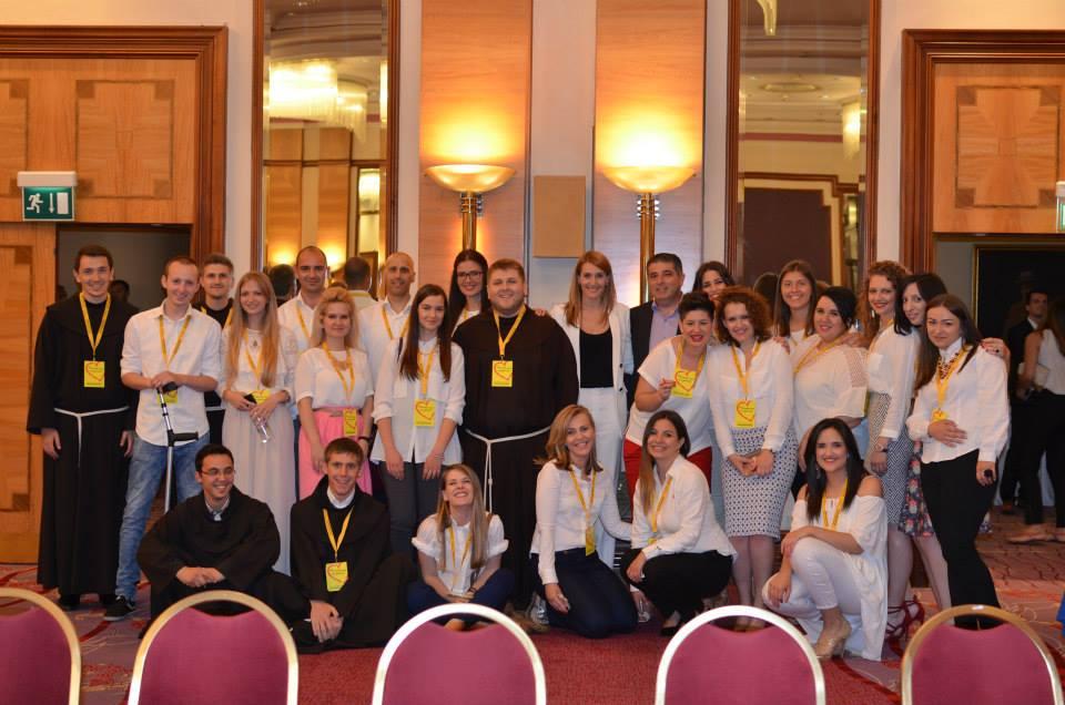 Članovi i volonteri Udruge