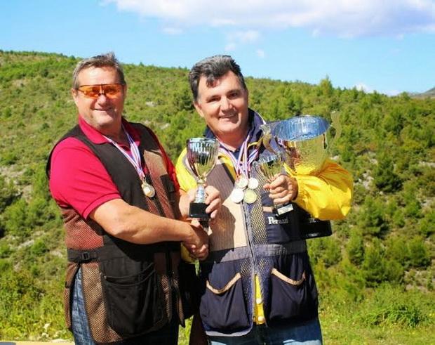 Liga Hercegovine u lovnom streljaštvu – Disciplina trap (6)